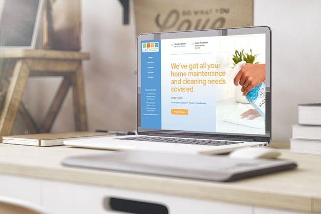 LandCCleaning Laptop 650x433